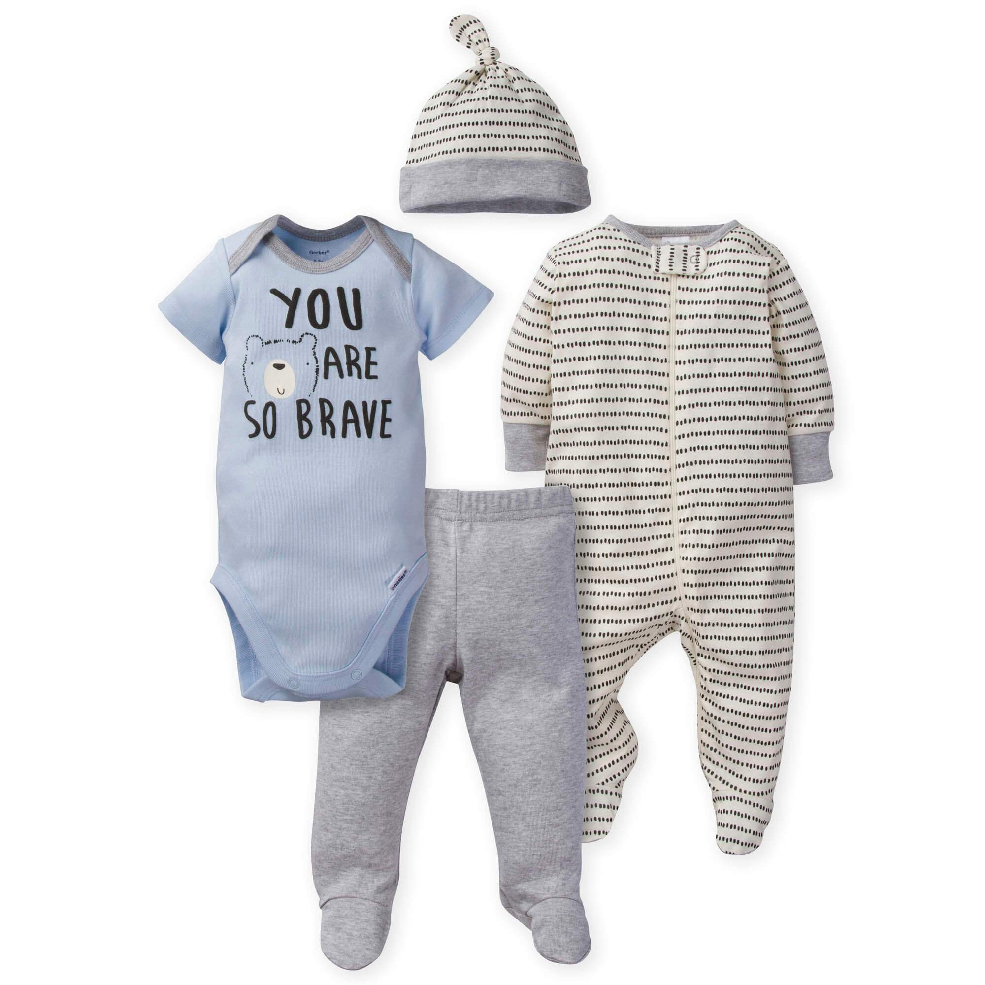 a33ac29c08a7c Baby Boy Take Me Home Sets | Gerber Childrenswear