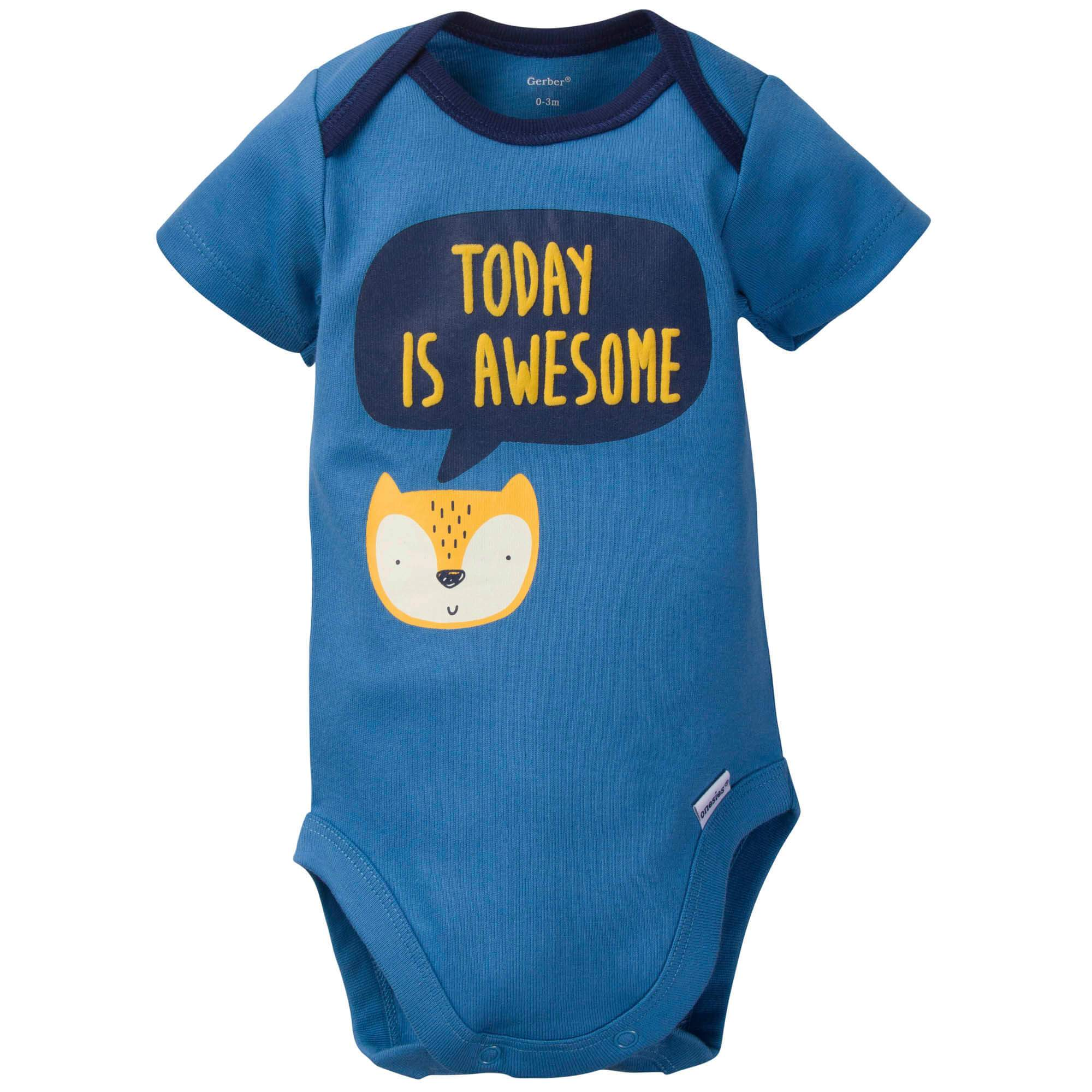4-Piece Boys Fox Take-Me-Home Set