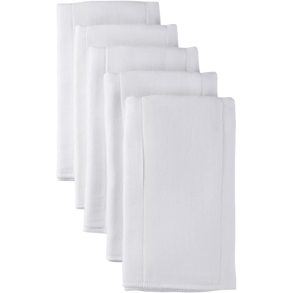 5-pack Prefold Gauze Diapers