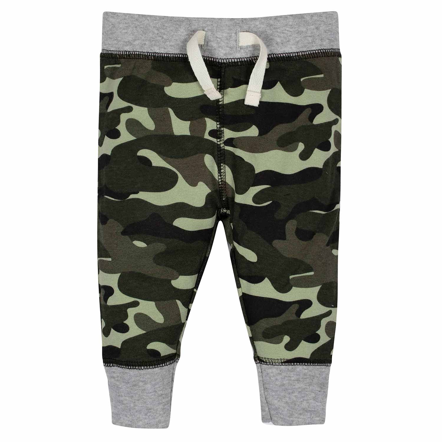 Baby Boys' 3-Pack Organic Wild Active Pants