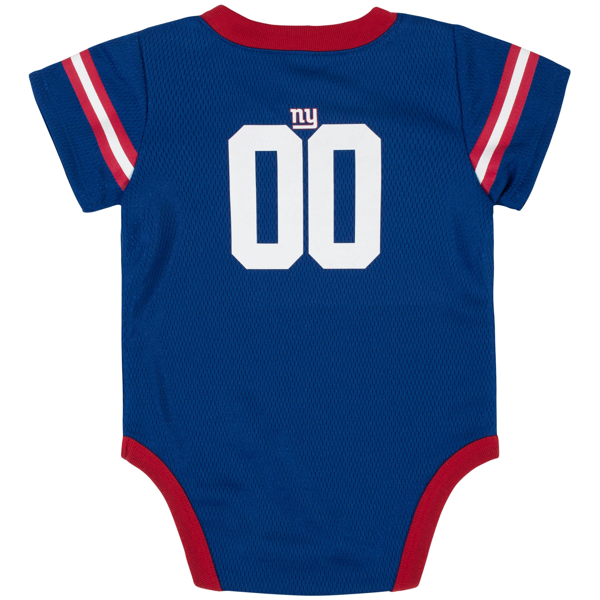 New York Giants Baby Boys Bodysuit