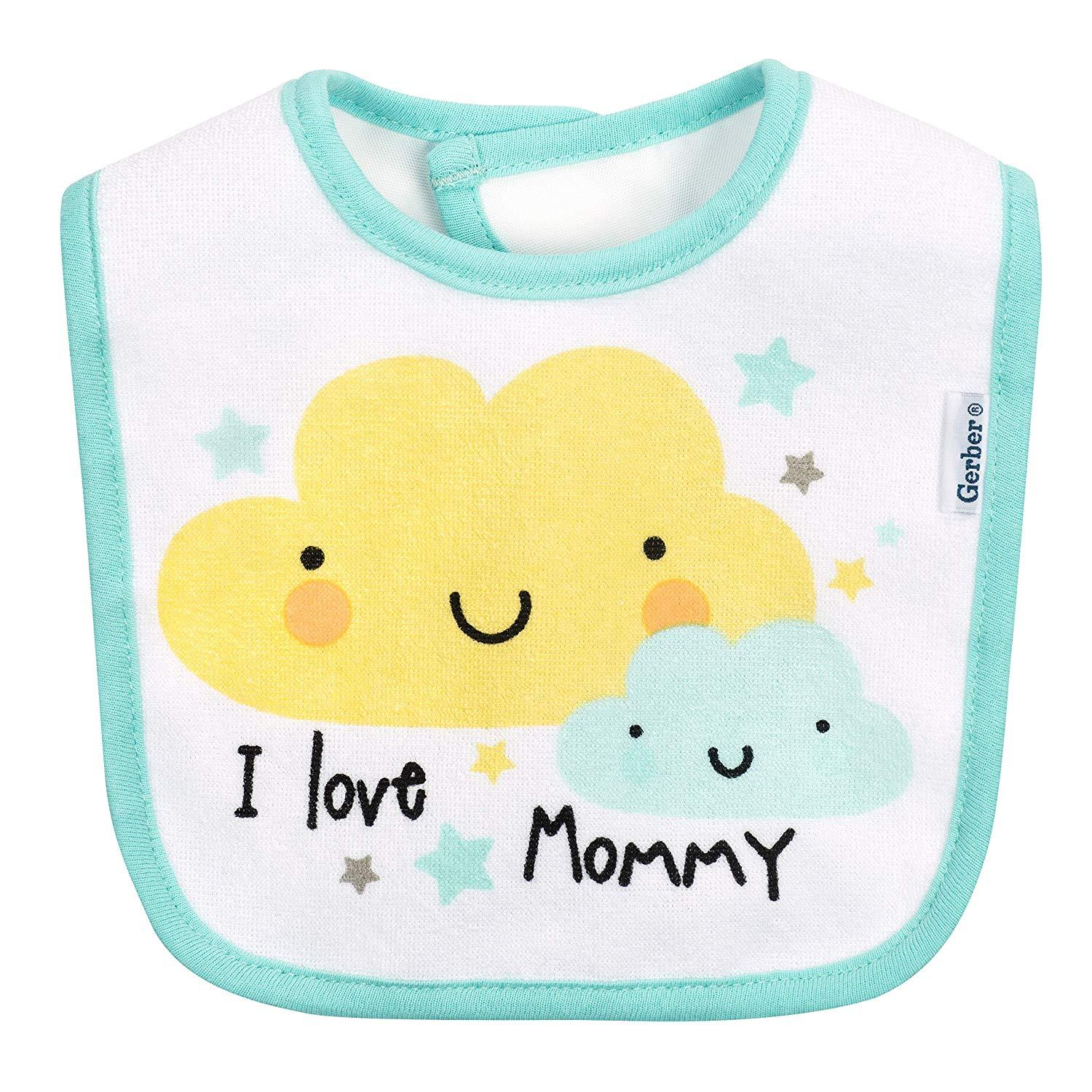 28ea1daf0cc89 Unisex Baby Bibs & Burp Cloths | Gerber Childrenswear