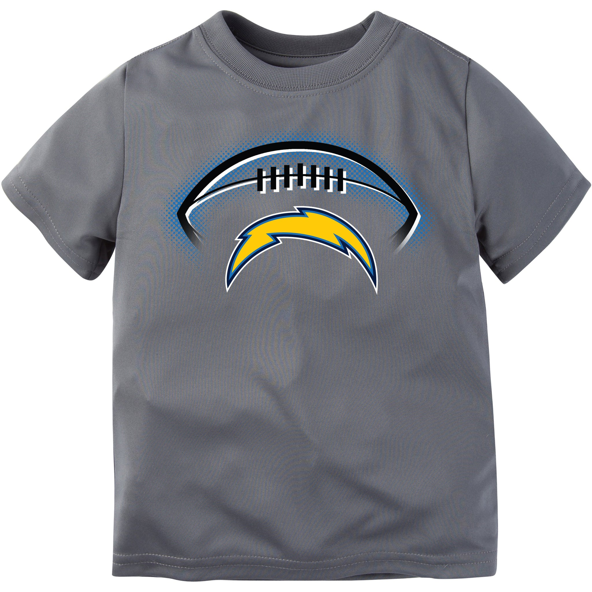 LA Chargers Boys Short Sleeve Tee-Gerber Childrenswear