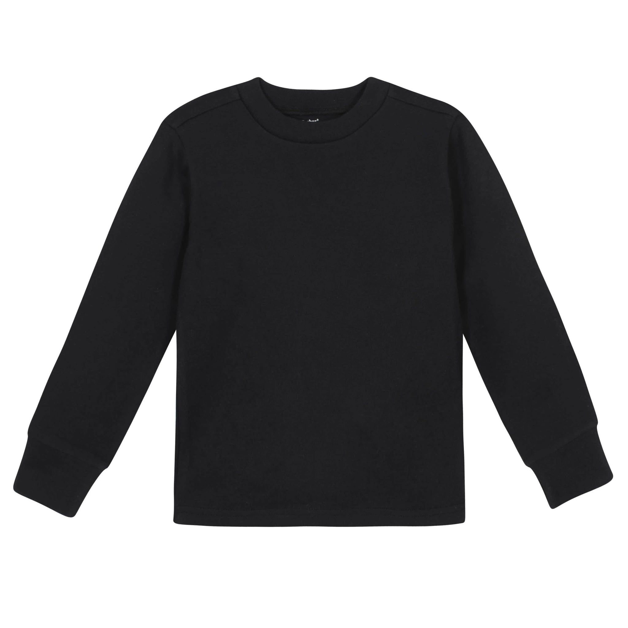 Gerber® Premium Black Long Sleeve Tee Shirt - 10 Colors Available