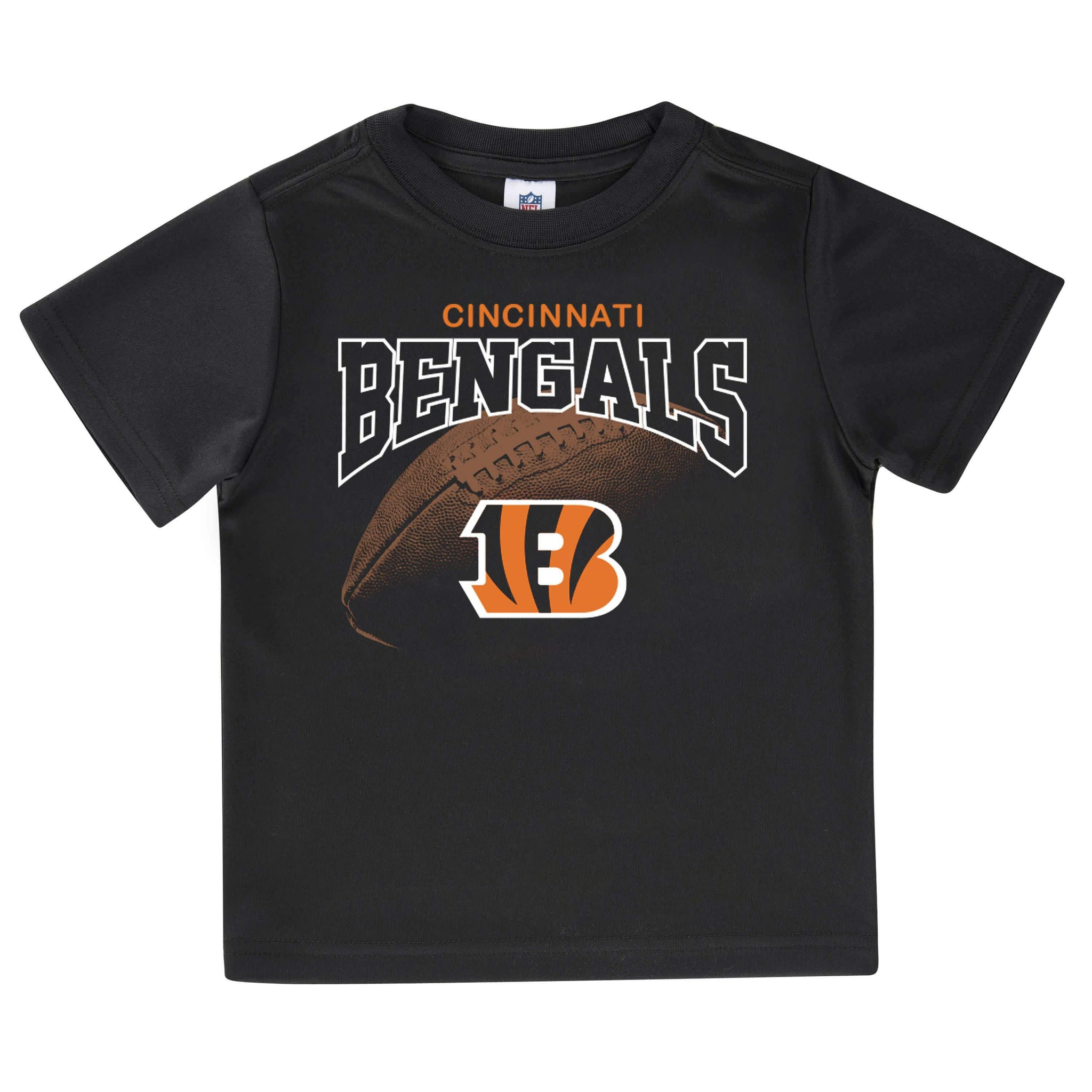 Cincinatti Bengals Boys Tee Shirt-Gerber Childrenswear