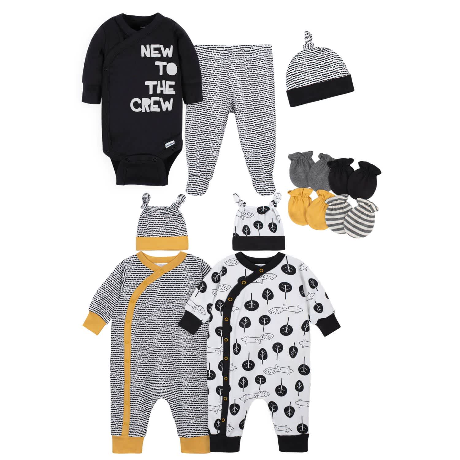 11-Piece Baby Boys' Nature Gift Set