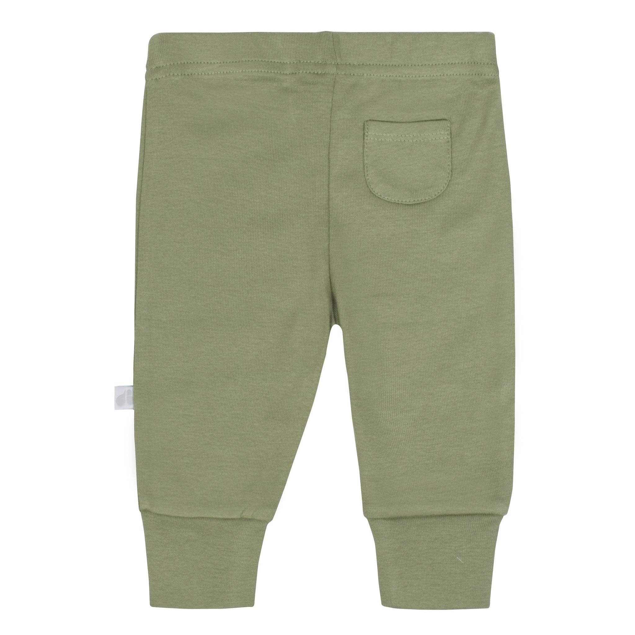 Baby Boy Just Born® Organic 2-pack Active Pants