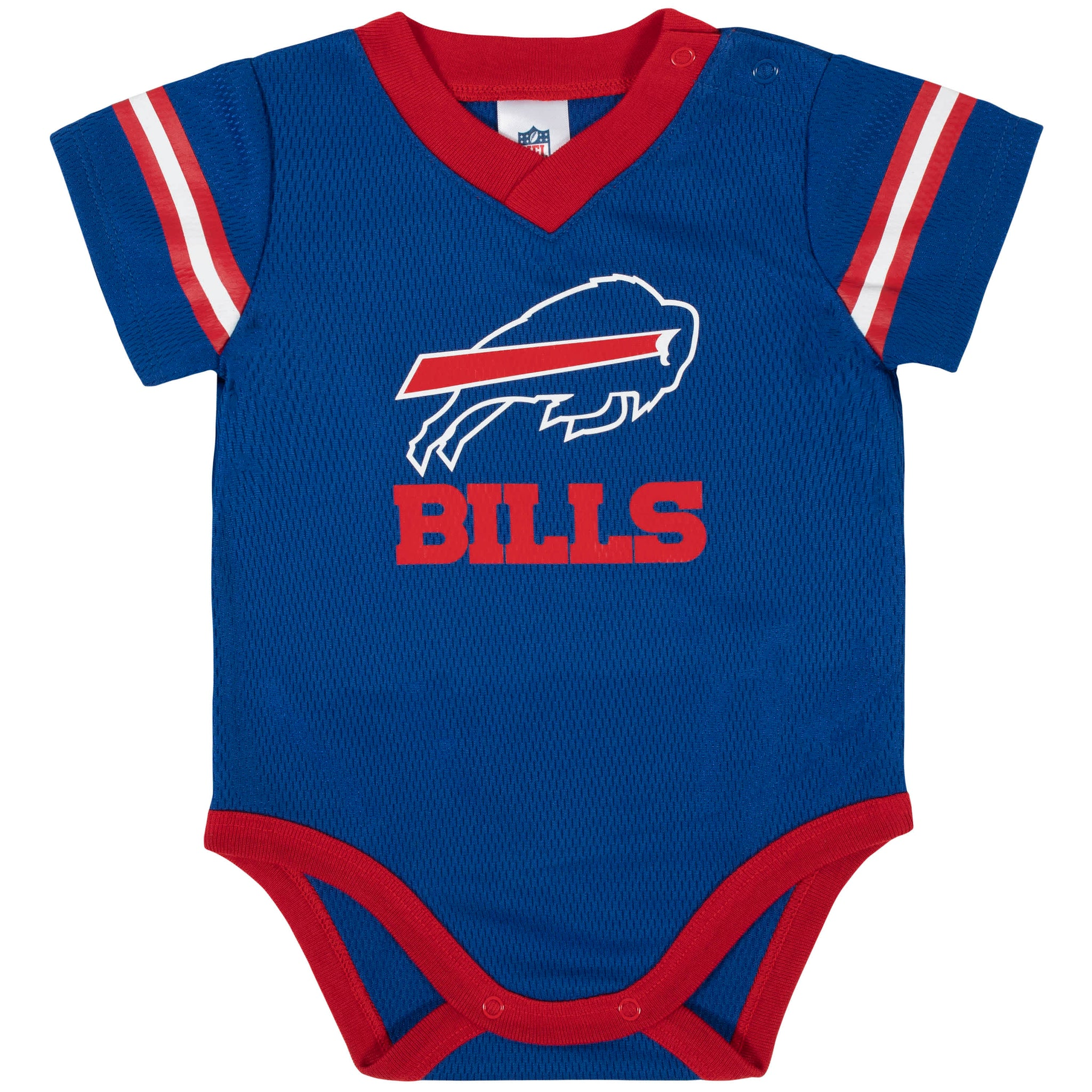 Buffalo Bills Baby Boys Bodysuit