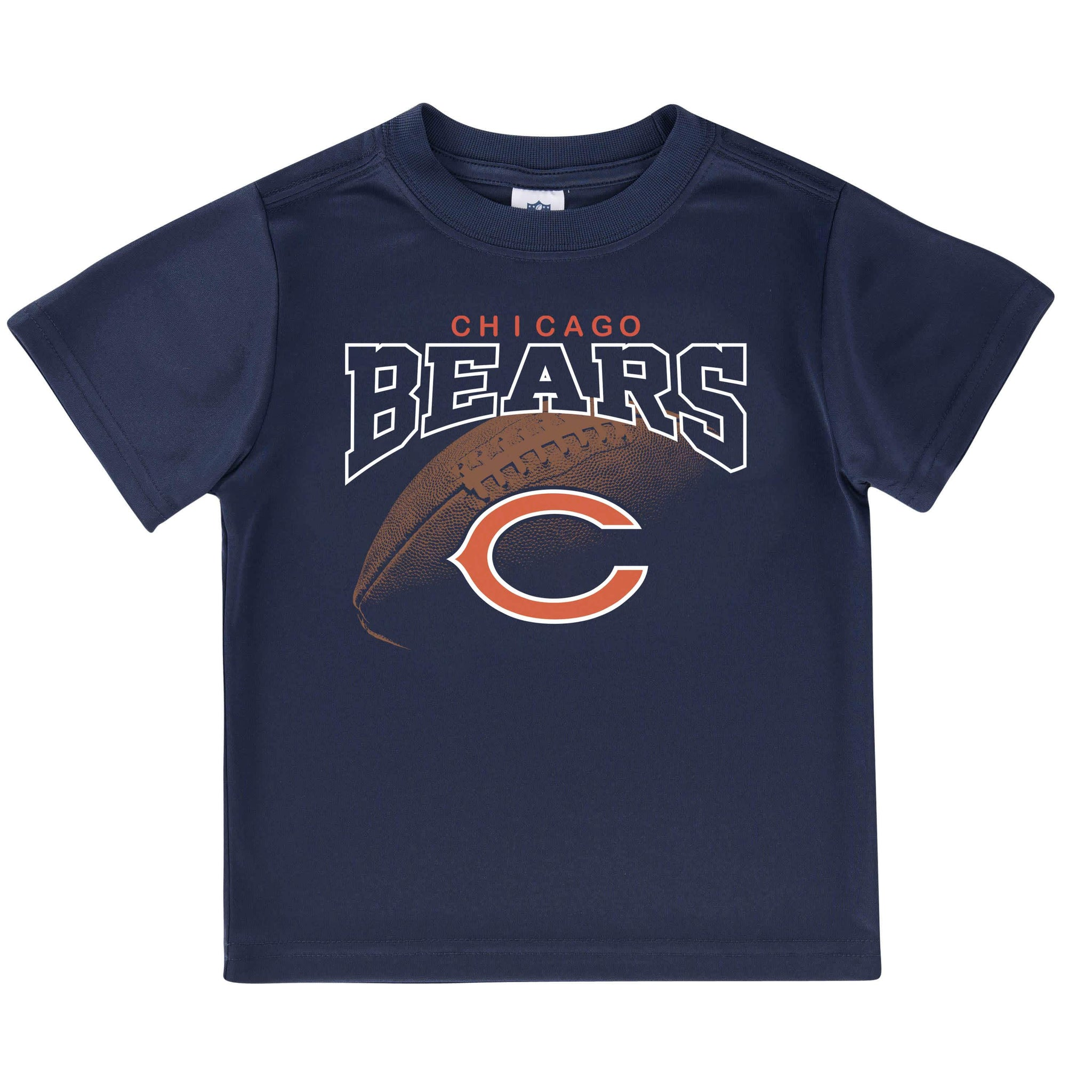 Chicago Bears Baby Boys Tee Shirt-Gerber Childrenswear