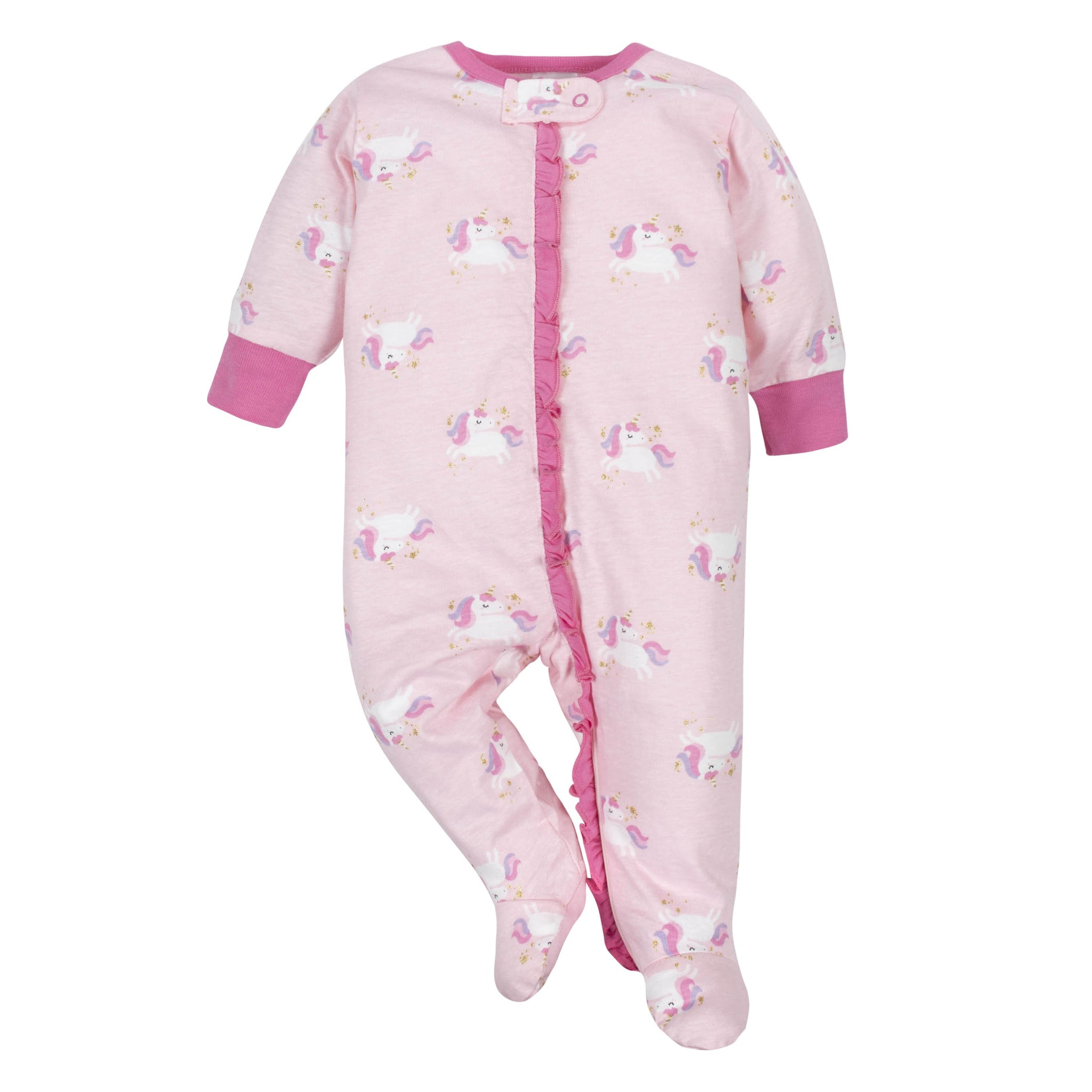 Baby Girls Unicorn Sleep 'n Play