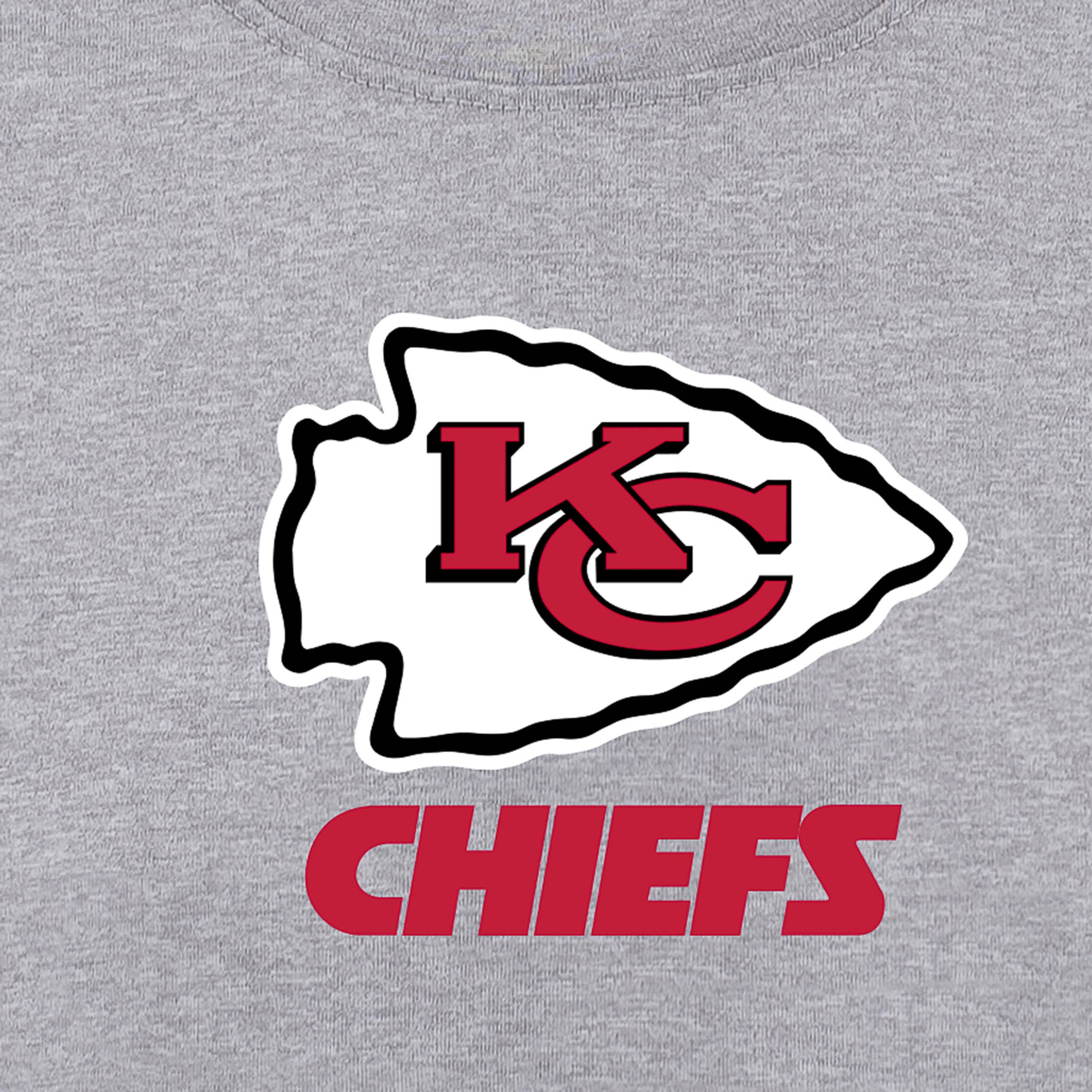 Kansas City Chiefs Baby Boys Long Sleeve Tee Shirt