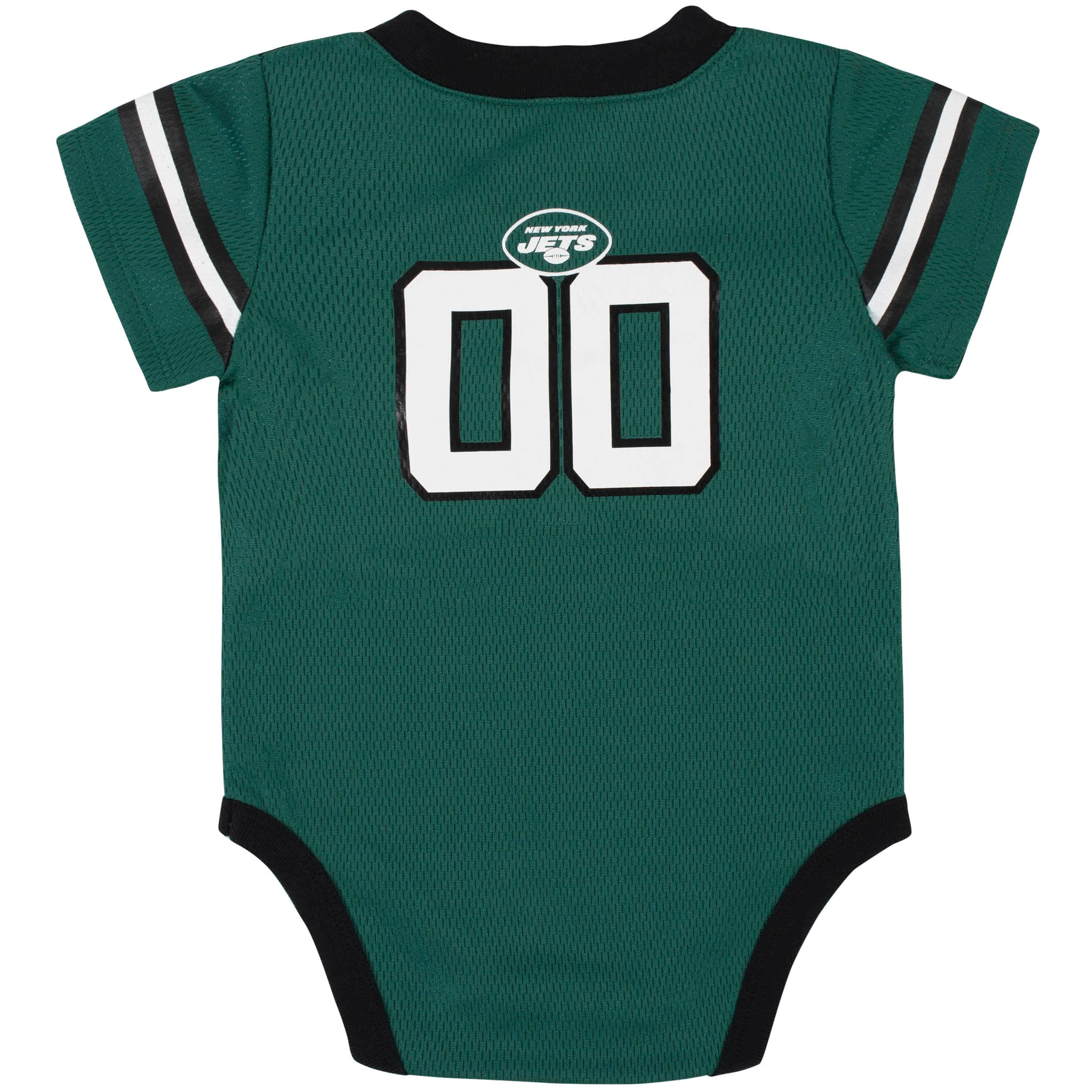New York Jets Baby Boys Bodysuit-Gerber Childrenswear