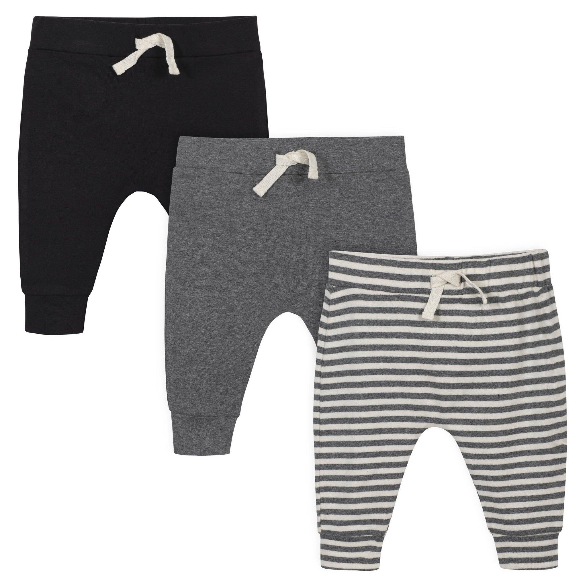 Gerber® 3-Pack Baby Boys Pants