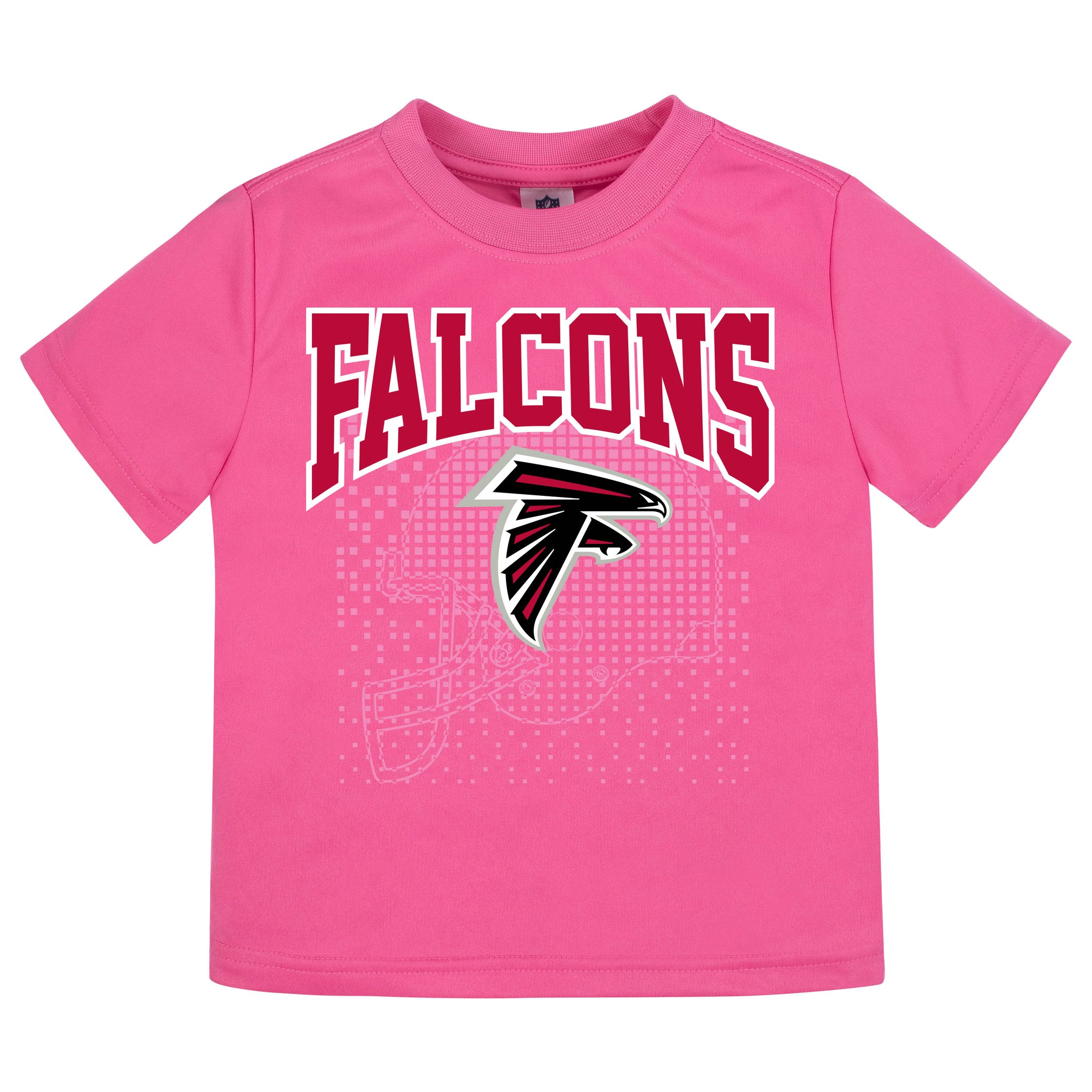 Atlanta Falcons Girls Short Sleeve Tee Shirt