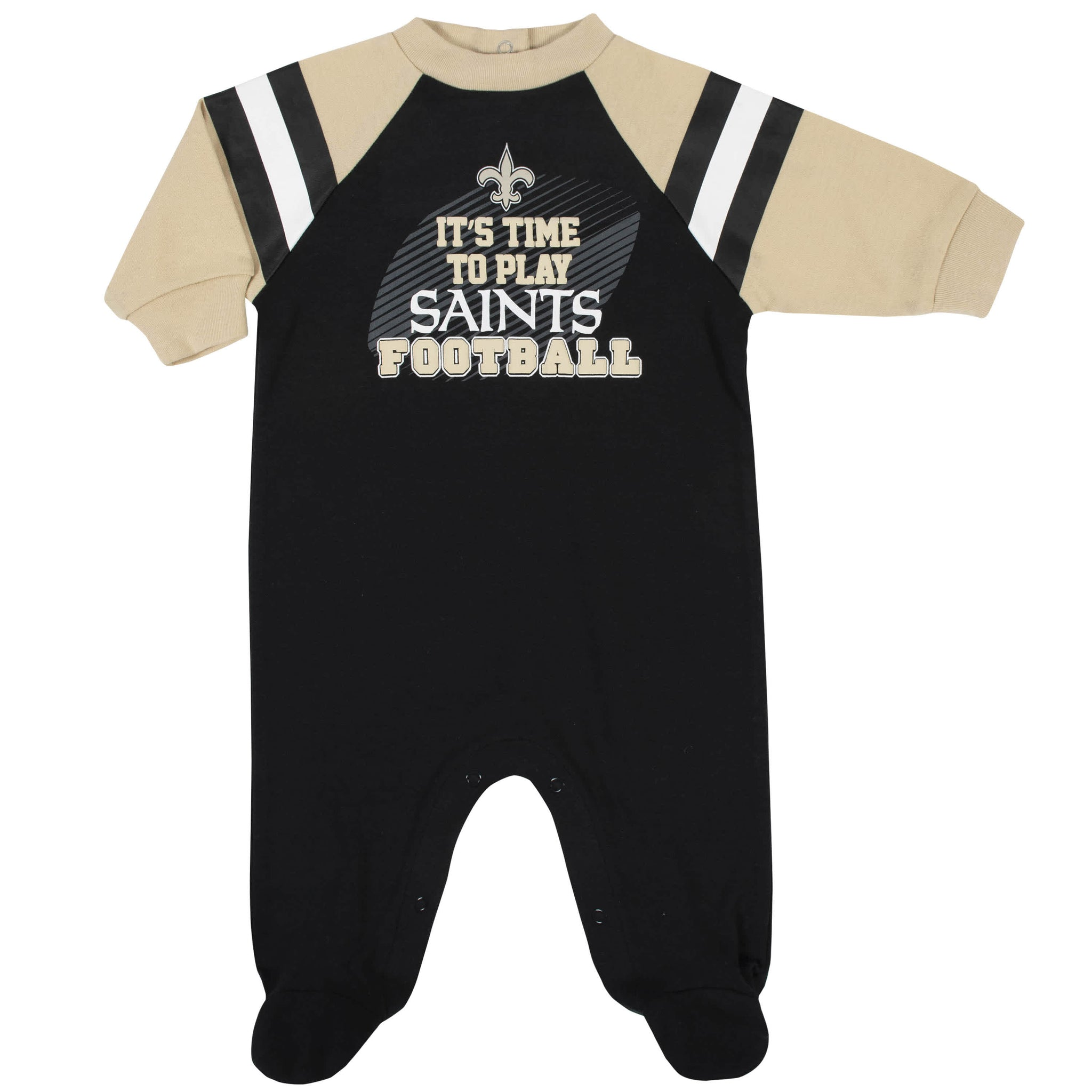 New Orleans Saints Baby Boys Sleep 'N Play-Gerber Childrenswear
