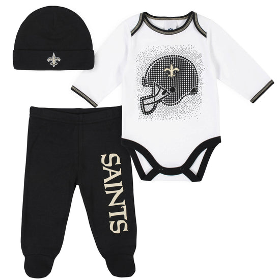 GERBER Baby Boys 3-Piece Bodysuit Pant and Cap Set