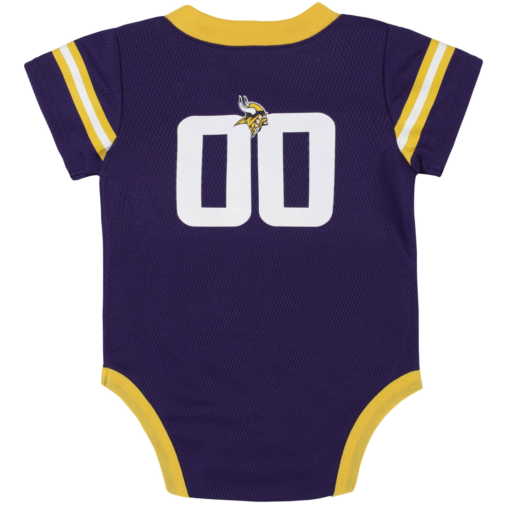Minnesota Vikings Baby Boys Bodysuit