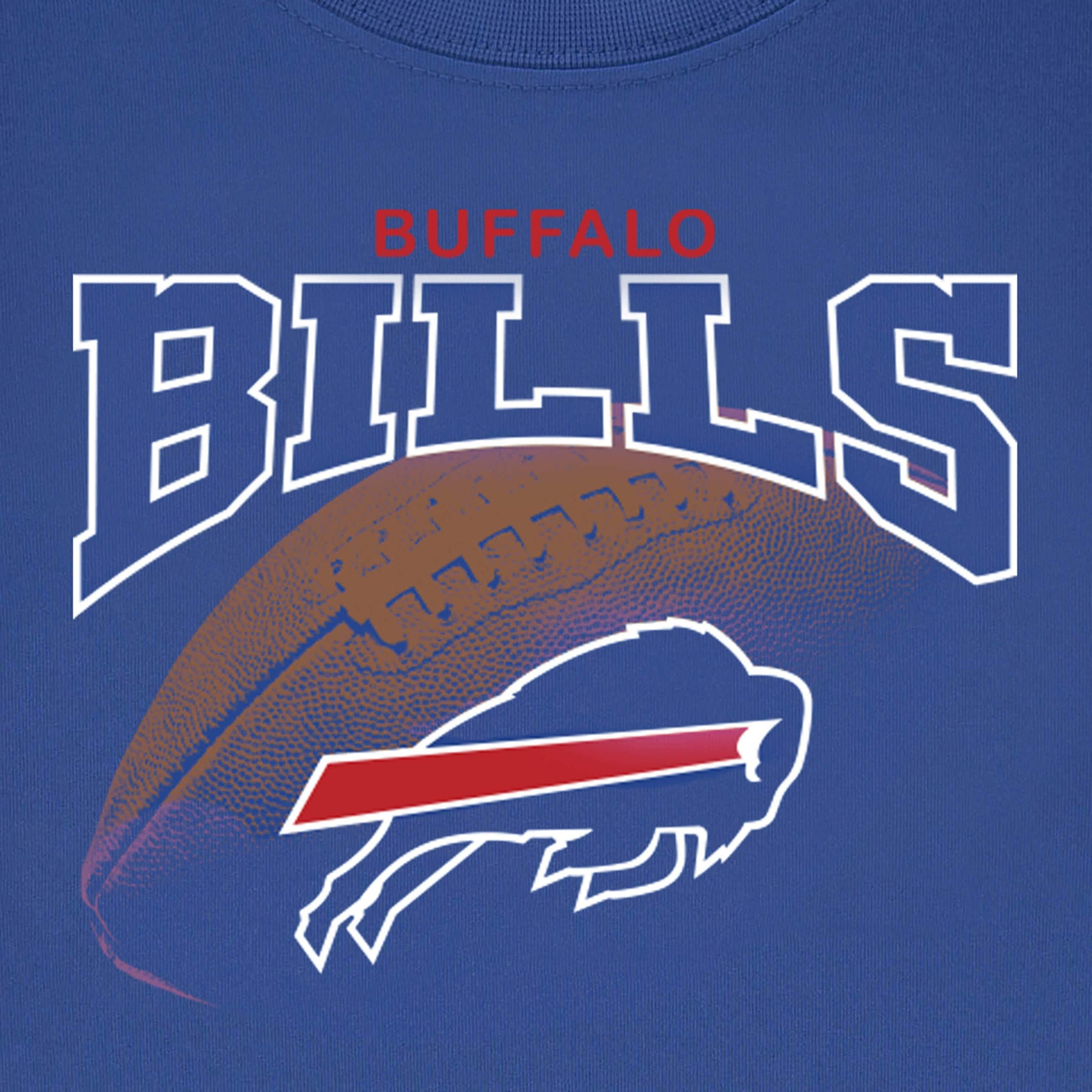 Buffalo Bills Toddler Boys Tee Shirt-Gerber Childrenswear