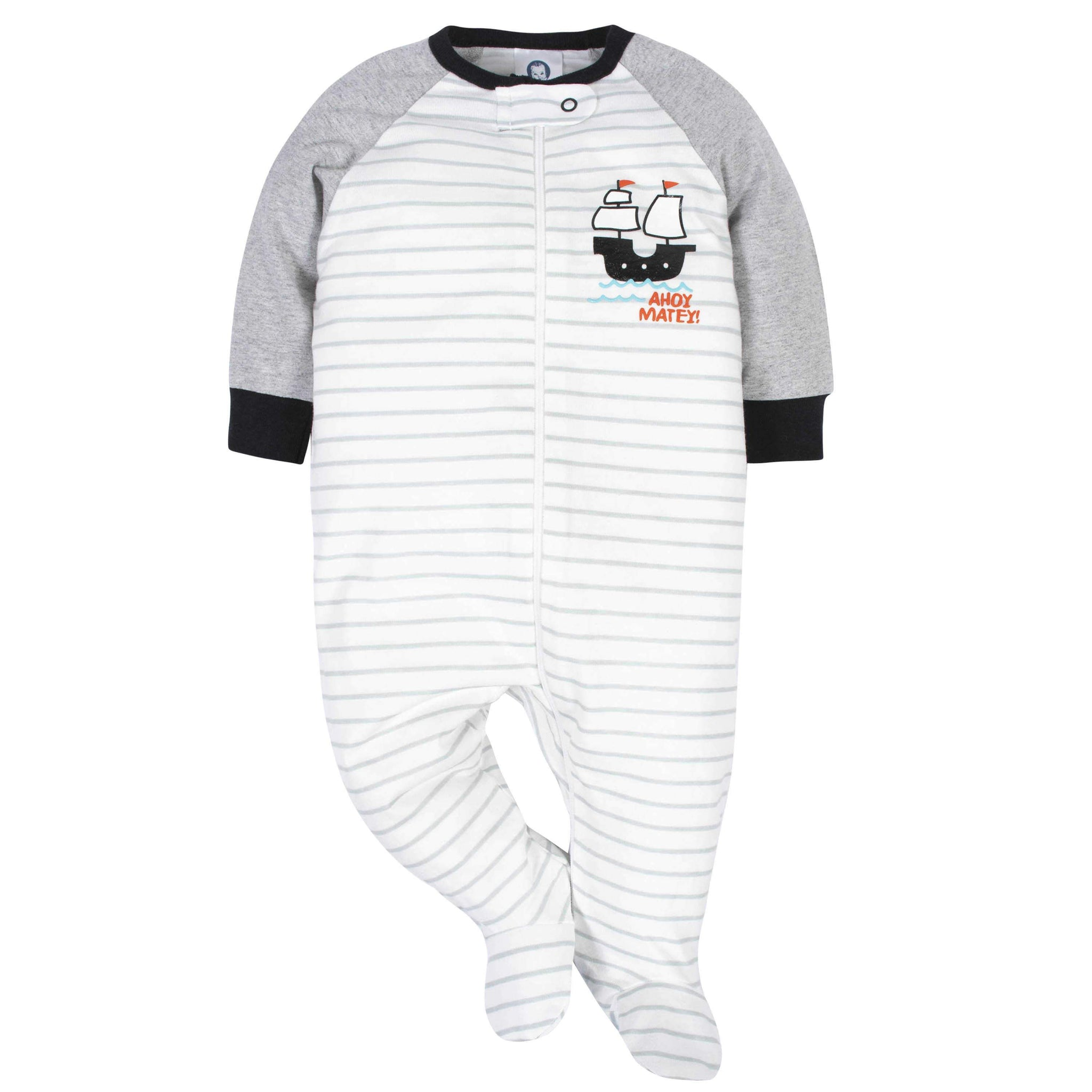 Gerber® Baby Boys Pirate Sleep 'N Play