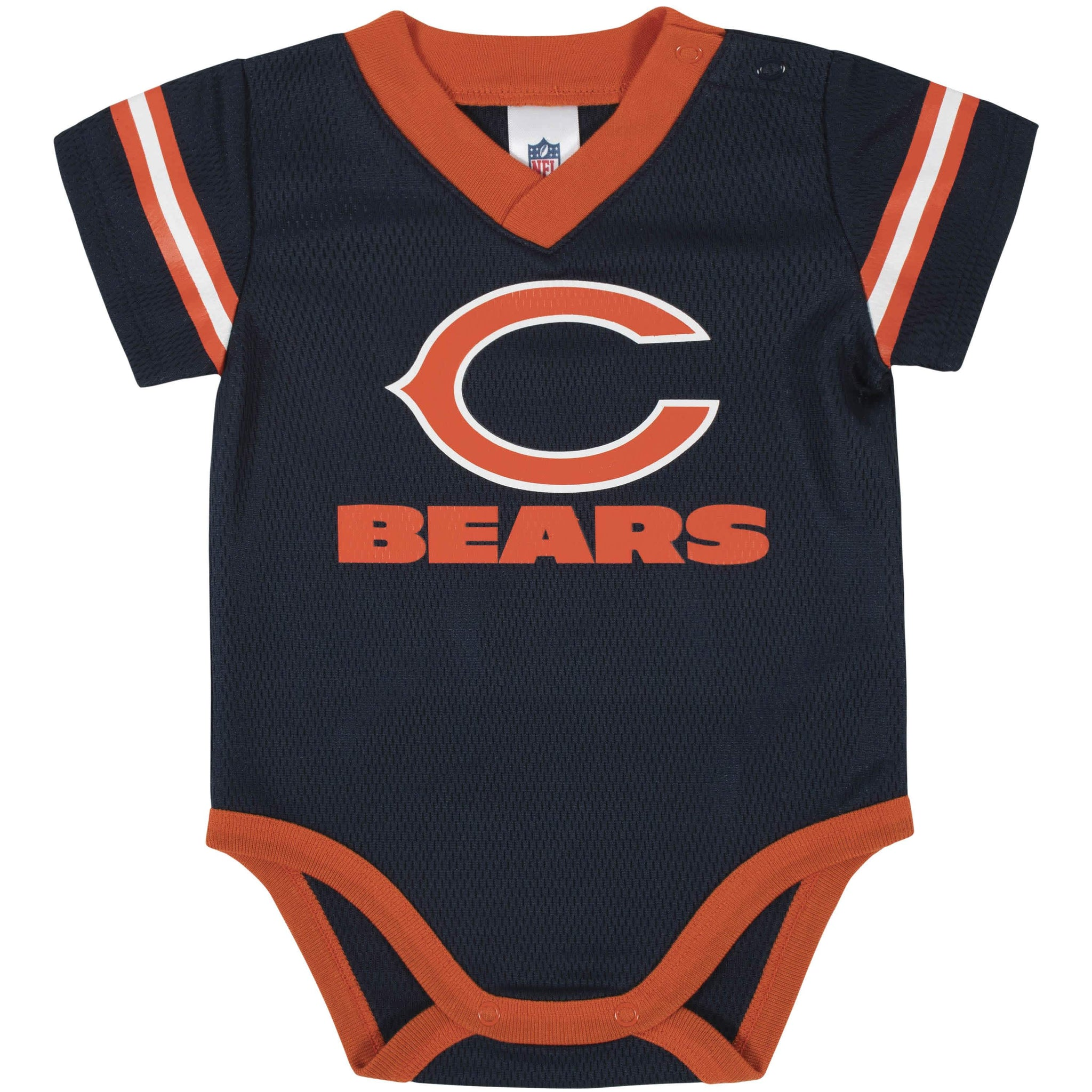 Chicago Bears Baby Boys Bodysuit