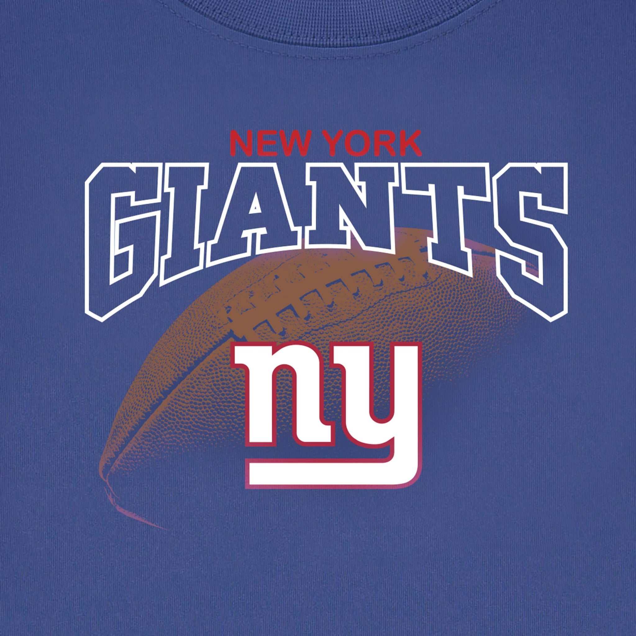 New York Giants Boys Tee Shirt