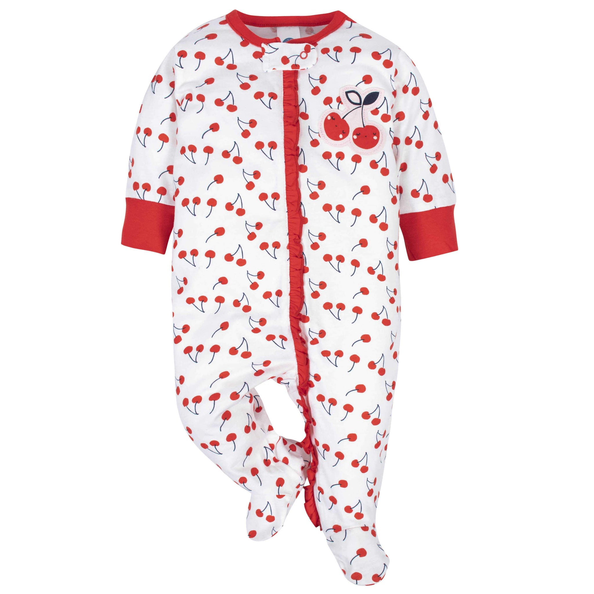 Gerber® Baby Girls Cherry Sleep 'N Play