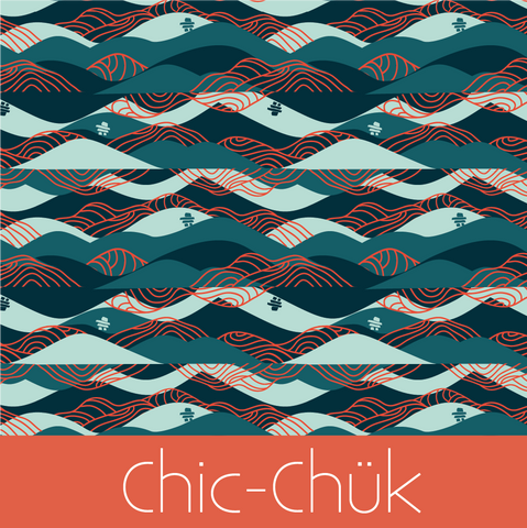 <transcy>Chic-Chük fabric (sold by meter)</transcy>
