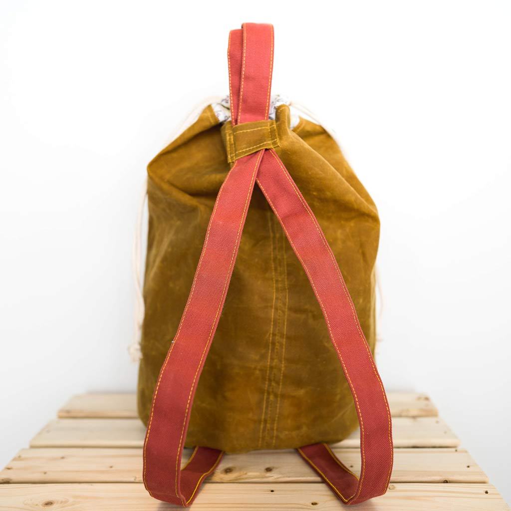 Drawstring bag Victorin