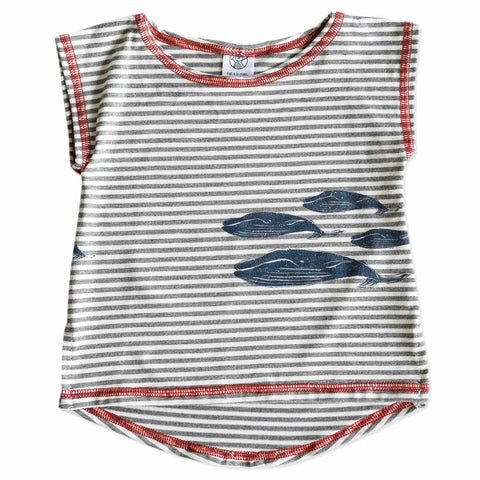 Baby Tank Top, Kids Tank Top - Littoral (grey)