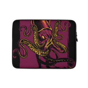 The Great Octopus Laptop Case