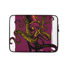 Load image into Gallery viewer, The Great Octopus Laptop Case