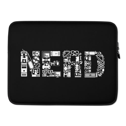 Nerd Laptop Case