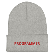 Load image into Gallery viewer, Programmer Cuffed Beanie