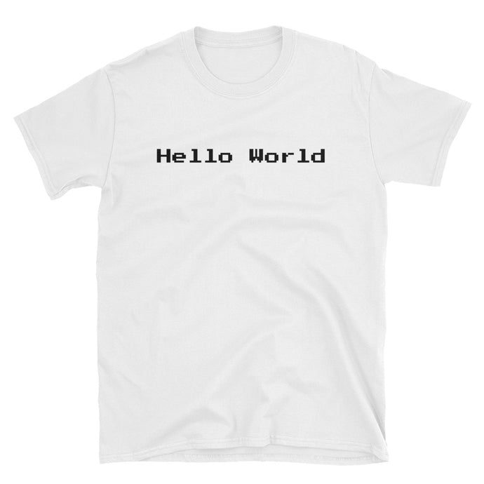 Hello World Programmer T-Shirt