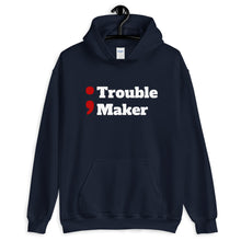 Load image into Gallery viewer, Trouble maker programmer Hoodie Sweatshirt