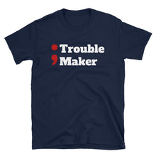 Load image into Gallery viewer, trouble maker programmer t-shirt