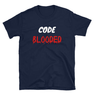 Code Blooded Programmer T-Shirt