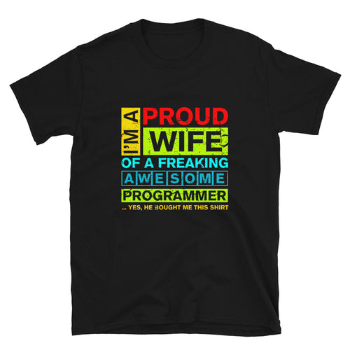 I'm a Proud Wife T-Shirt