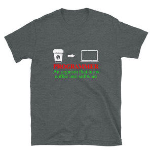 Definition of a Programmer T-Shirt