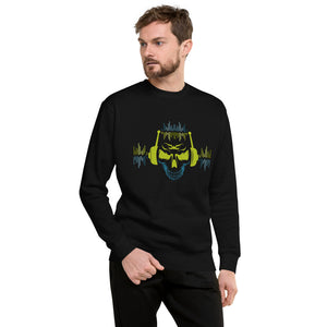 Musical Skull Sweatshirt