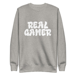 Real Gamer Sweatshirt