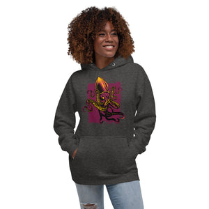 The Great Octopus Hoodie