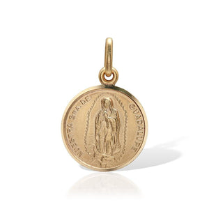 Lady of Guadalupe Medal 9mm