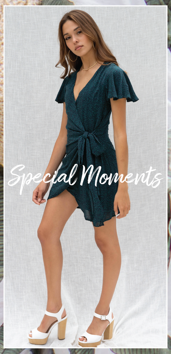 Women's clothing meant for special moments!
