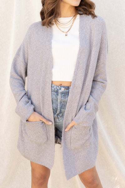 Throw On And Go Cardigan