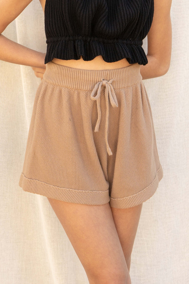 Daniella Knit Shorts