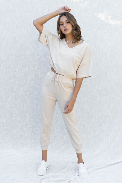 Comfy All Day Top And Pant Set