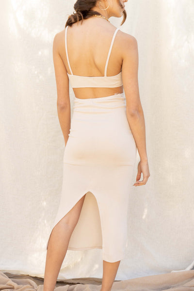 Cassie Cut Out Bodycon Dress
