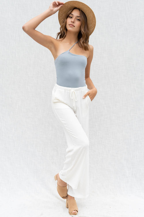 Chloe One Shoulder Bodysuit