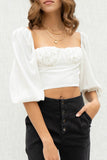 Luna Puff Sleeve Top